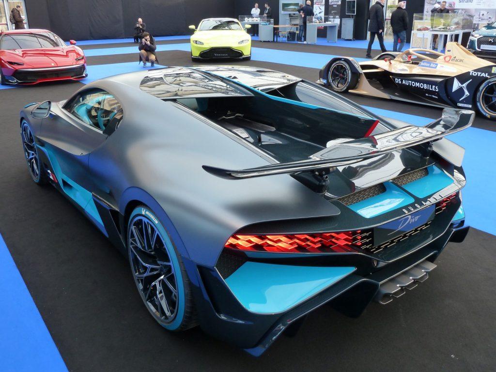 FAI 2019 Bugatti Divo LNA FB 13