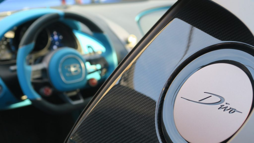 FAI 2019 Bugatti Divo LNA FM 1