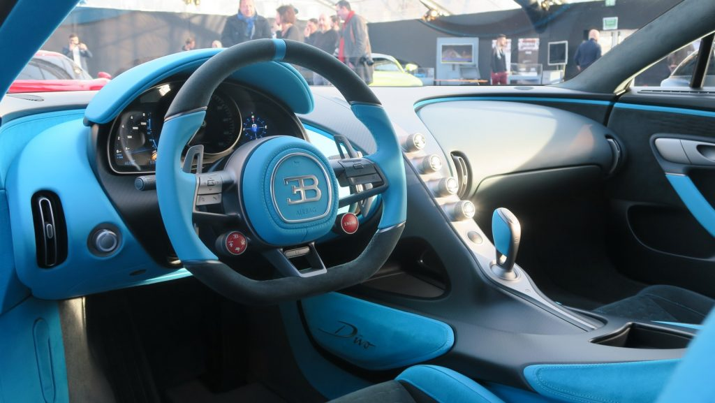 FAI 2019 Bugatti Divo LNA FM 7