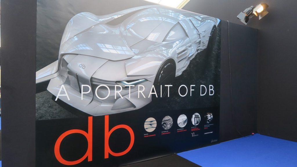 FAI 2019 DB Car David Bowie Car LNA FM 1