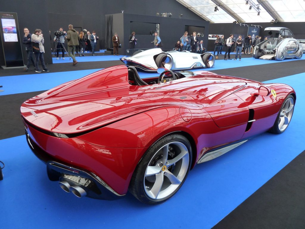 FAI 2019 Ferrari SP1 Monza Icona LNA FB 10