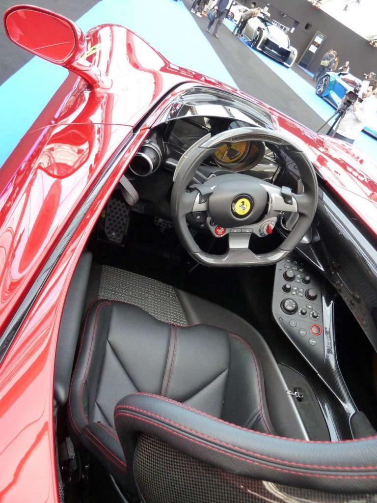 FAI 2019 Ferrari SP1 Monza Icona LNA FB 15