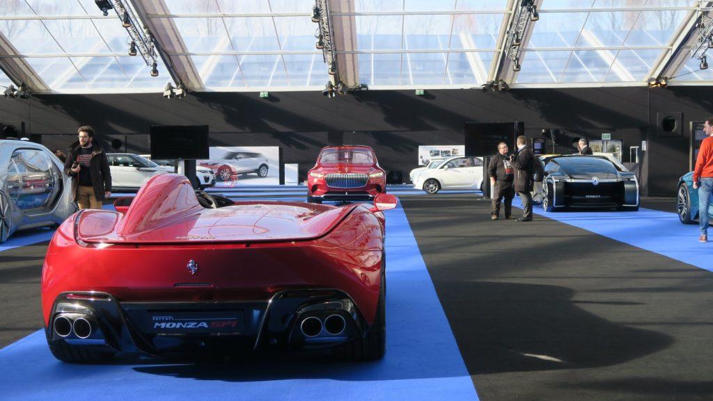 FAI 2019 Ferrari SP1 Monza Icona LNA FM 1