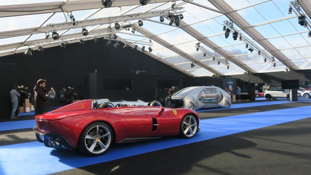 FAI 2019 Ferrari SP1 Monza Icona LNA FM 2