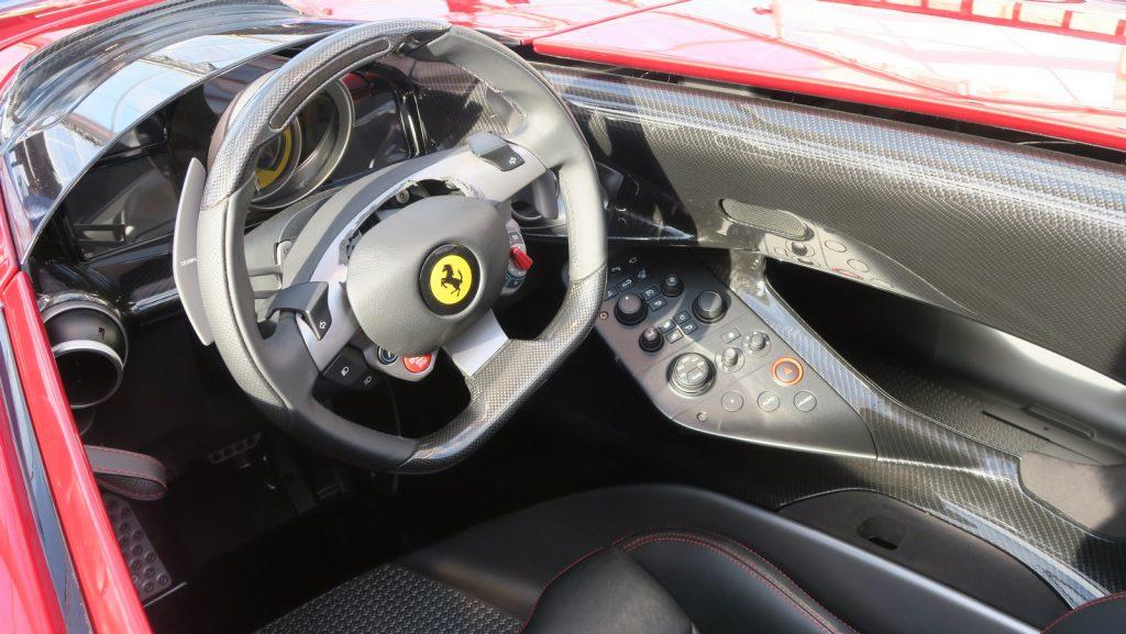FAI 2019 Ferrari SP1 Monza Icona LNA FM 5