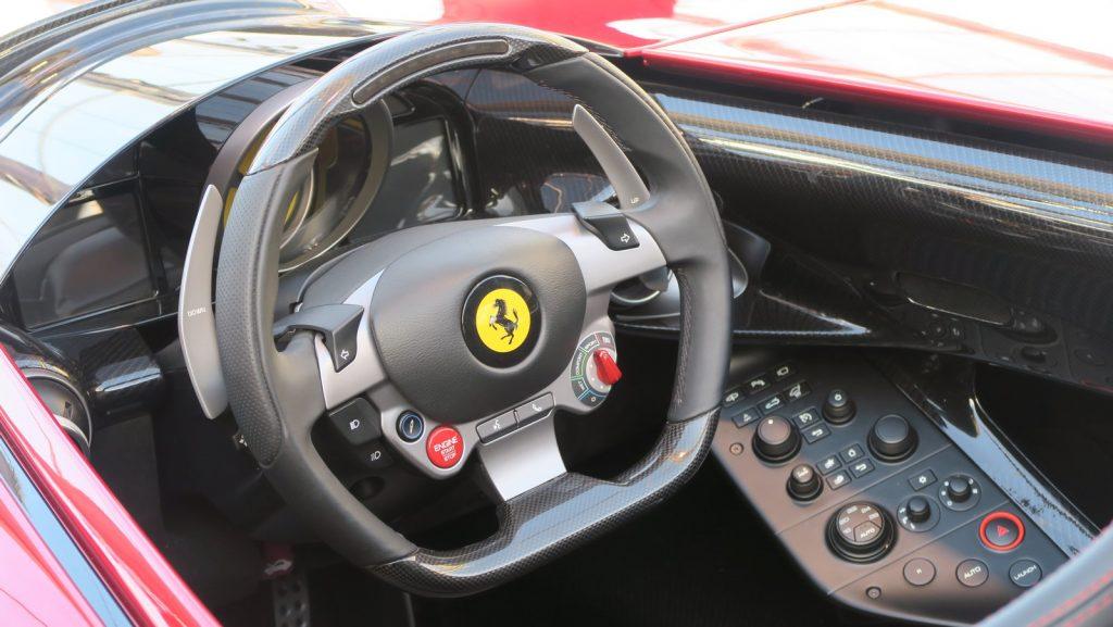 FAI 2019 Ferrari SP1 Monza Icona LNA FM 6
