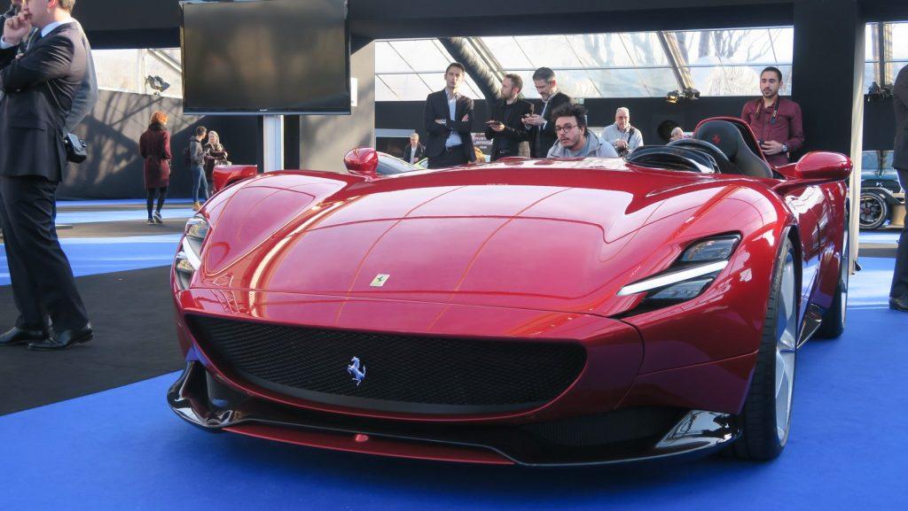 FAI 2019 Ferrari SP1 Monza Icona LNA FM 7