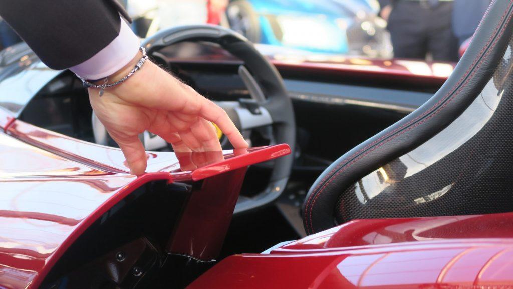 FAI 2019 Ferrari SP1 Monza Icona LNA FM 8