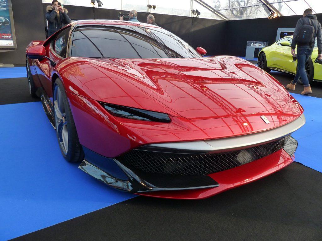 FAI 2019 Ferrari SP38 LNA FB 2