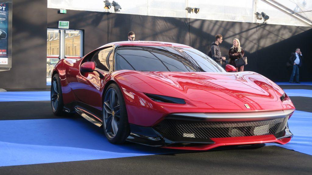 FAI 2019 Ferrari SP38 LNA FM
