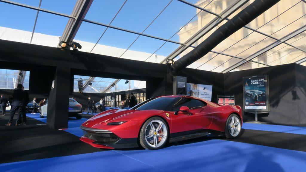 FAI 2019 Ferrari SP38 LNA FM 3
