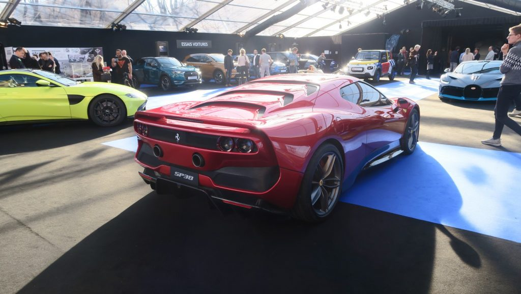 FAI 2019 Ferrari SP38 LNA FM 4