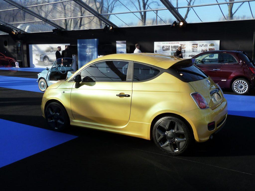 FAI 2019 Fiat 500 Zagato LNA FB 1