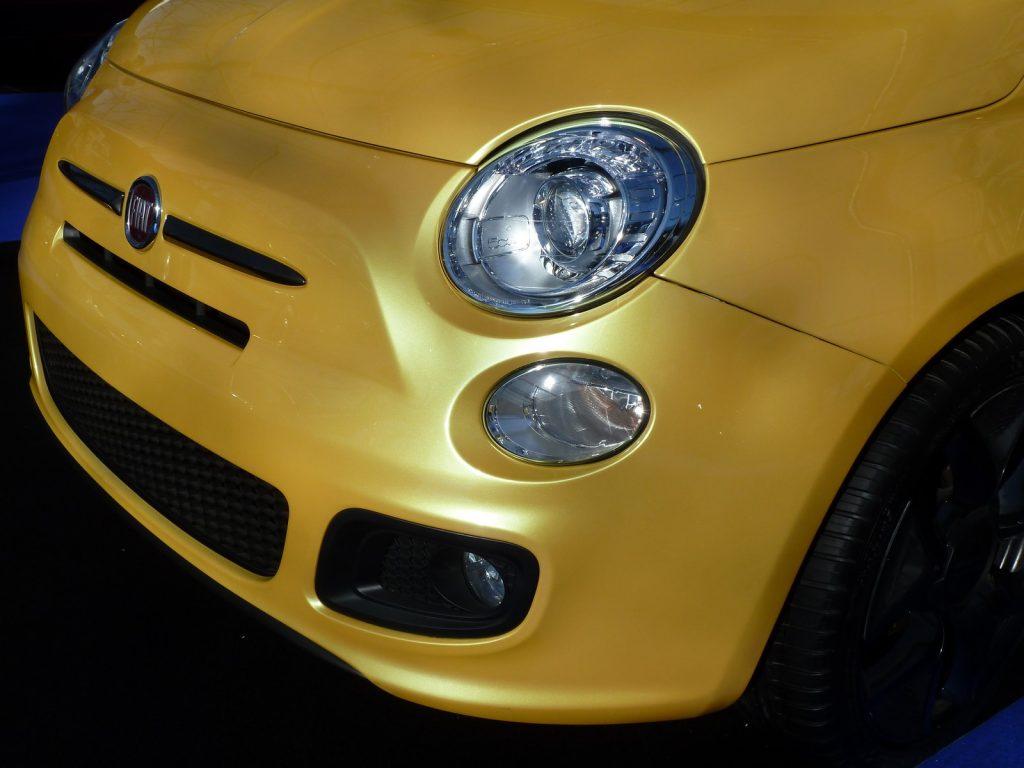 FAI 2019 Fiat 500 Zagato LNA FB