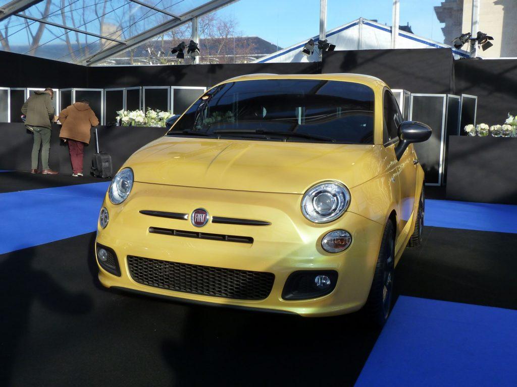 FAI 2019 Fiat 500 Zagato LNA FB 2