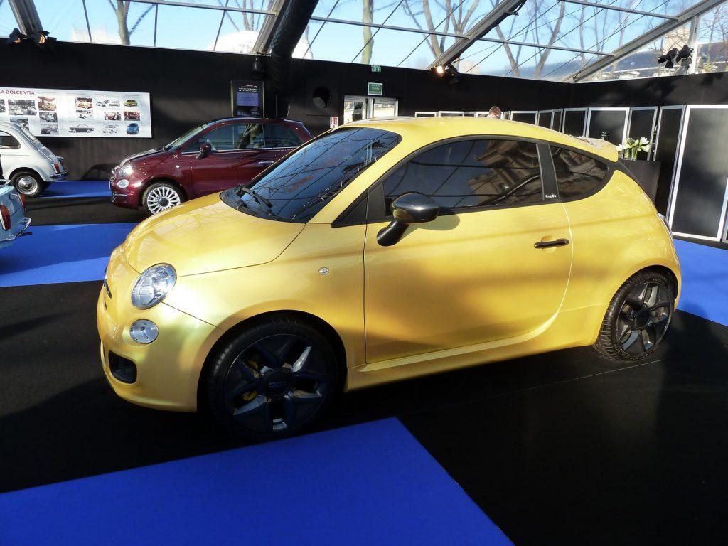 FAI 2019 Fiat 500 Zagato LNA FB 3