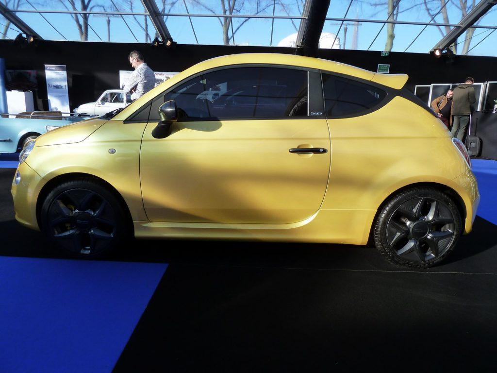 FAI 2019 Fiat 500 Zagato LNA FB 6
