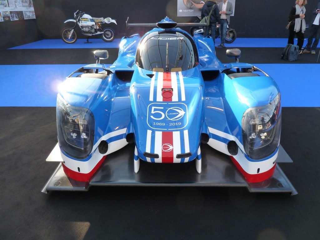 FAI 2019 Ligier LMP2 LNA FB 1