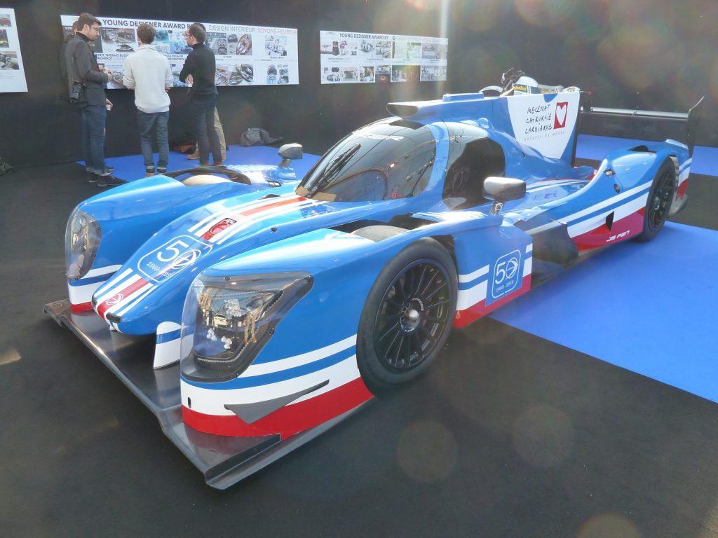 FAI 2019 Ligier LMP2 LNA FB 2