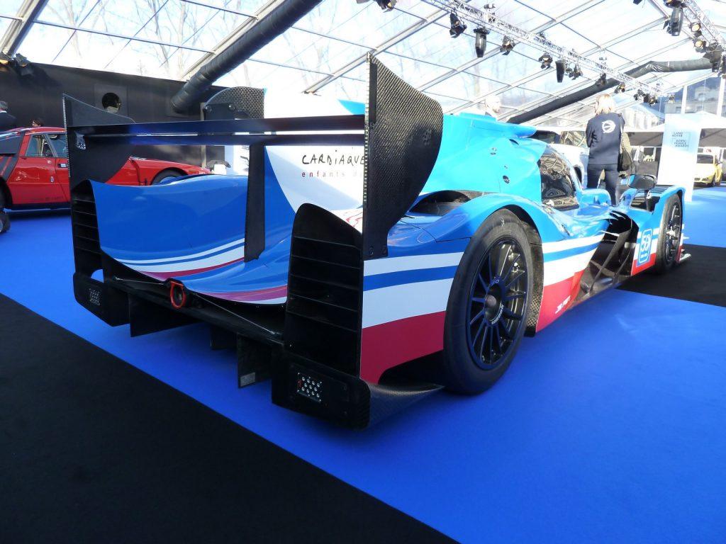 FAI 2019 Ligier LMP2 LNA FB 4
