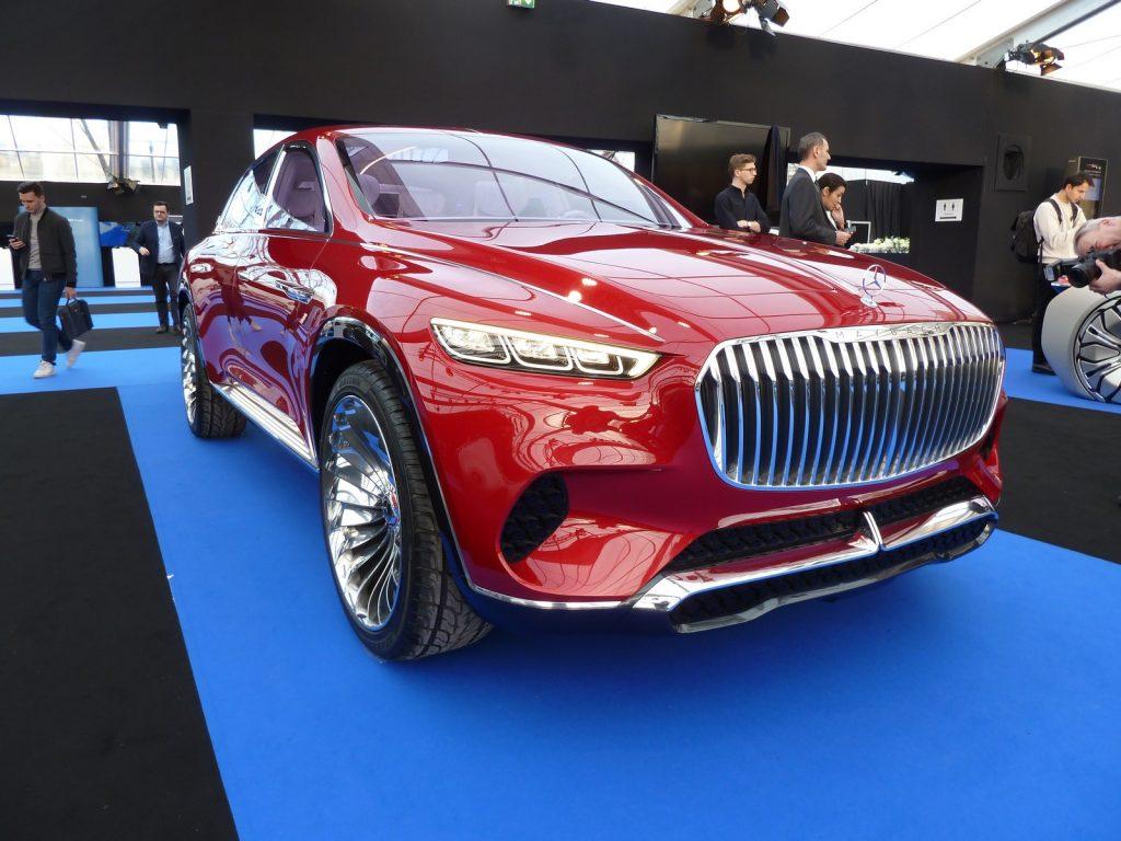 FAI 2019 Mercedes Maybach Ultimate Luxury LNA FB 24