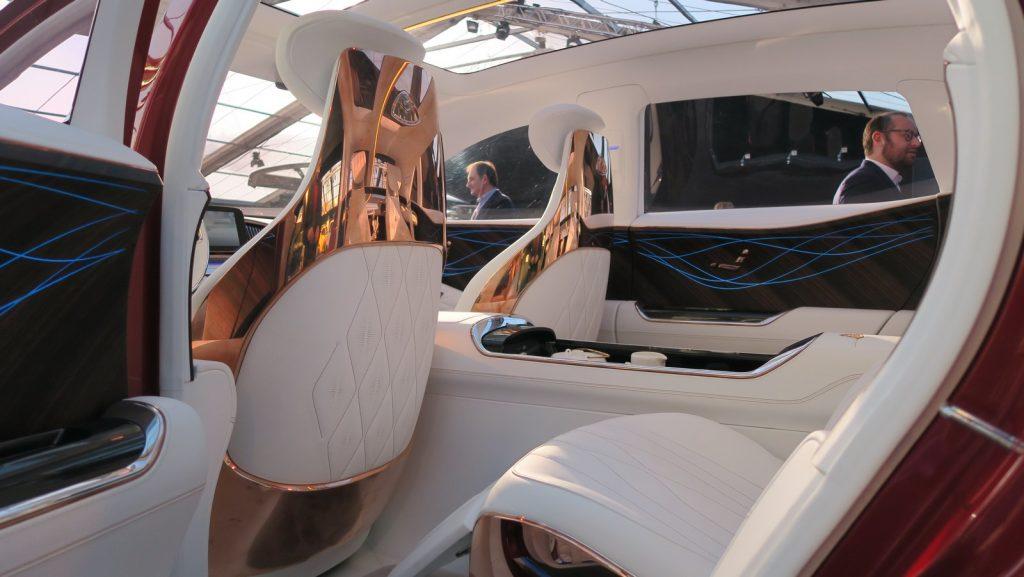 FAI 2019 Mercedes Maybach Ultimate Luxury LNA FM 12