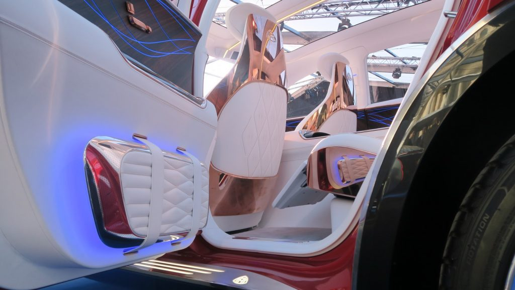 FAI 2019 Mercedes Maybach Ultimate Luxury LNA FM 13