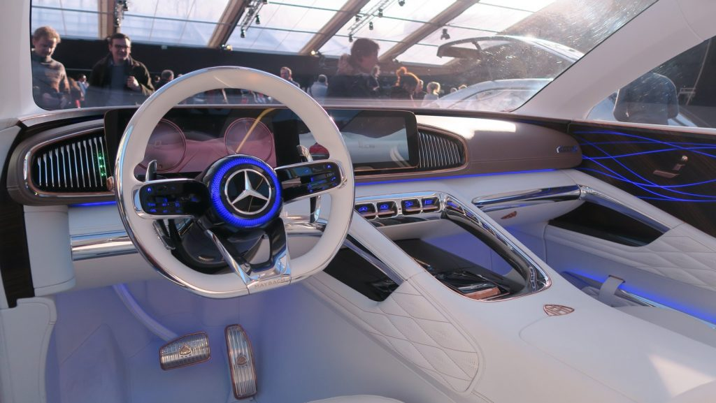 FAI 2019 Mercedes Maybach Ultimate Luxury LNA FM 16