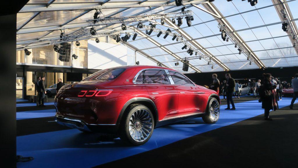 FAI 2019 Mercedes Maybach Ultimate Luxury LNA FM 17