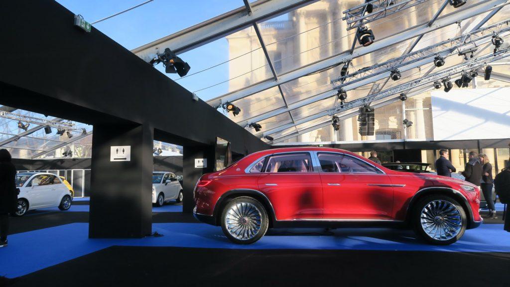 FAI 2019 Mercedes Maybach Ultimate Luxury LNA FM 18