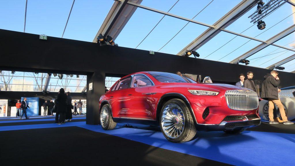 FAI 2019 Mercedes Maybach Ultimate Luxury LNA FM 21