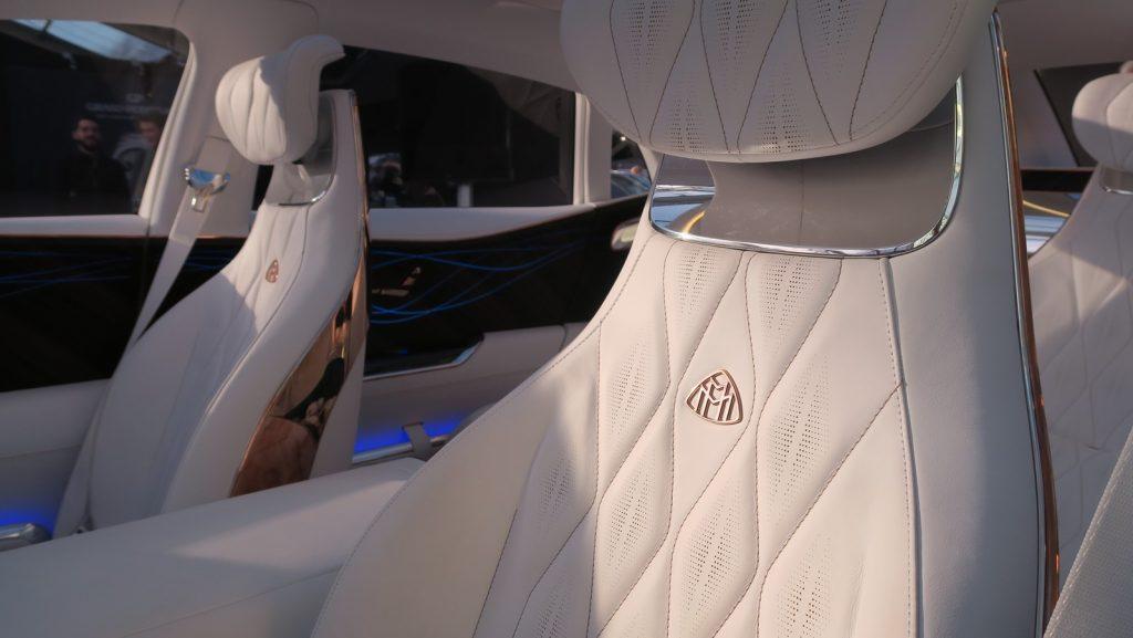 FAI 2019 Mercedes Maybach Ultimate Luxury LNA FM 9