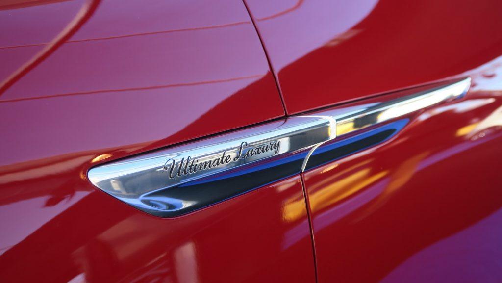 FAI 2019 Mercedes Maybach Utimate Luxury LNA FM