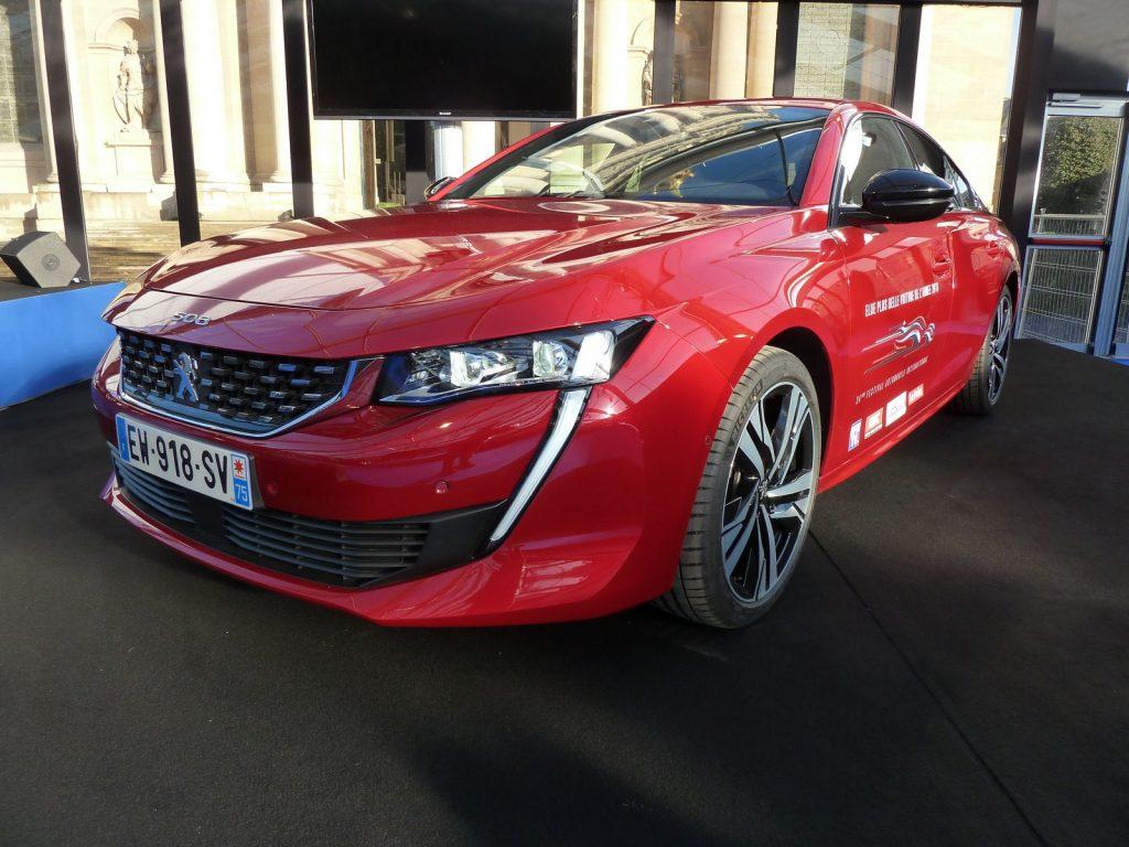 FAI 2019 Peugeot 508 LNA FB 1