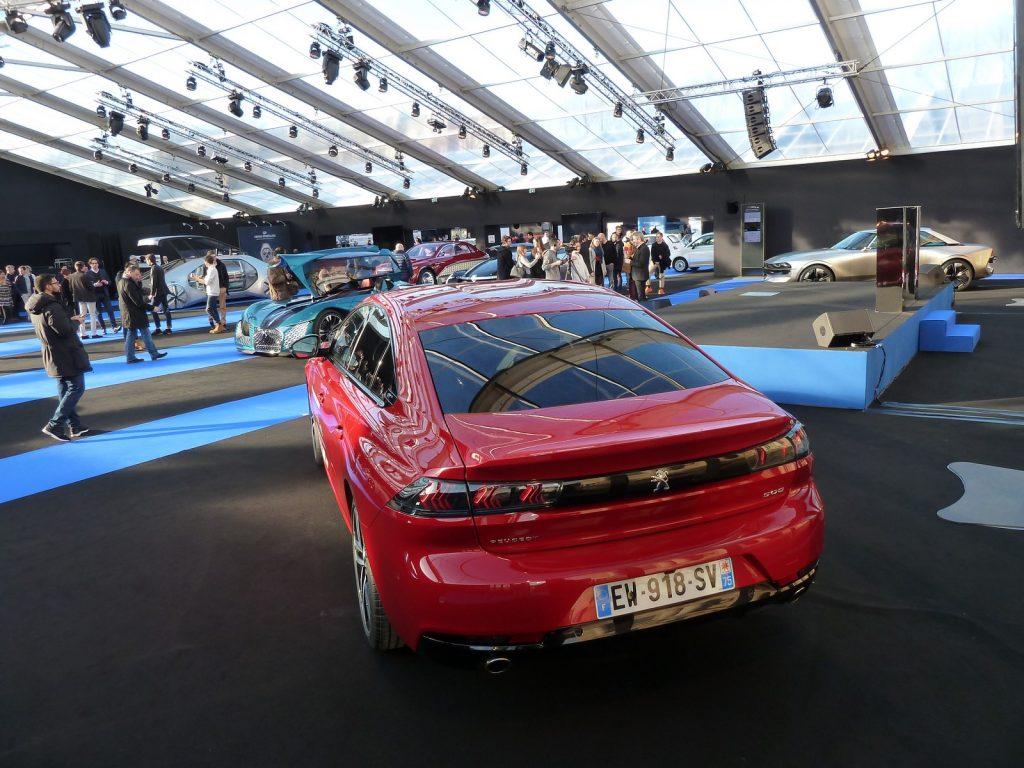 FAI 2019 Peugeot 508 LNA FB 4