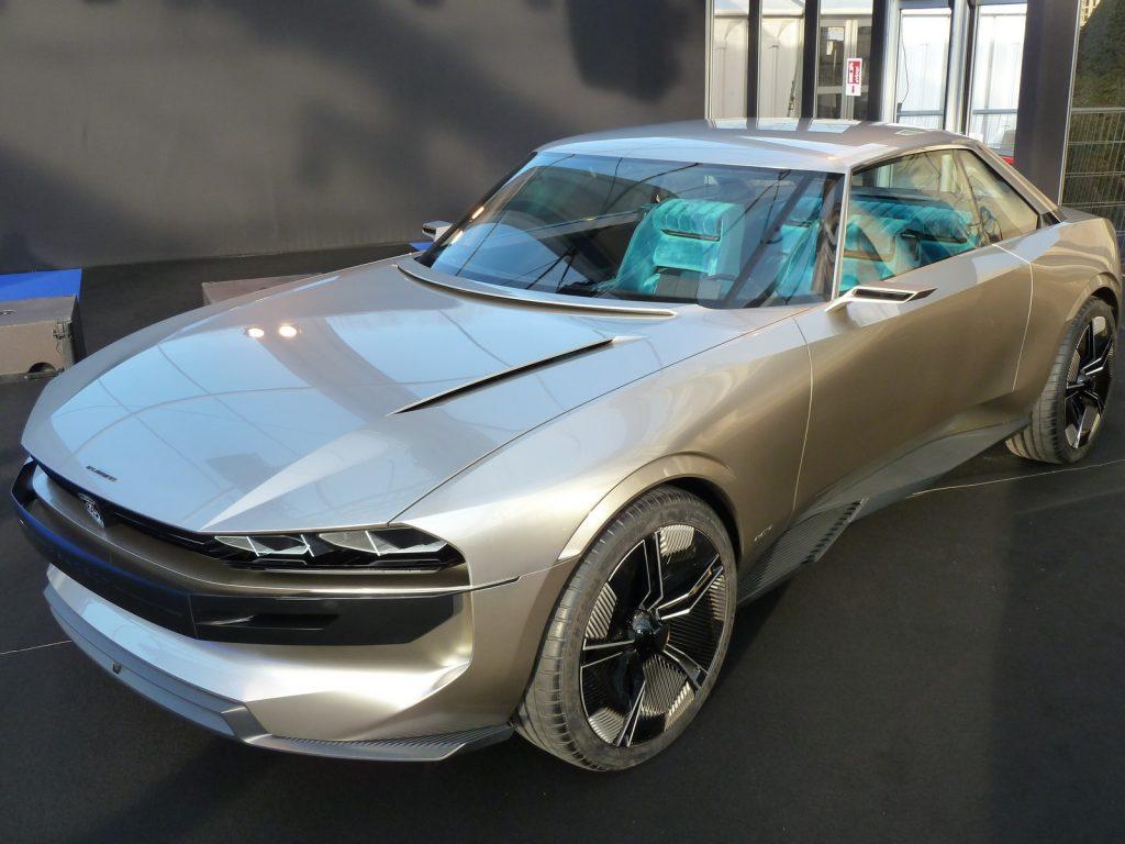 FAI 2019 Peugeot e Legend LNA FB 12