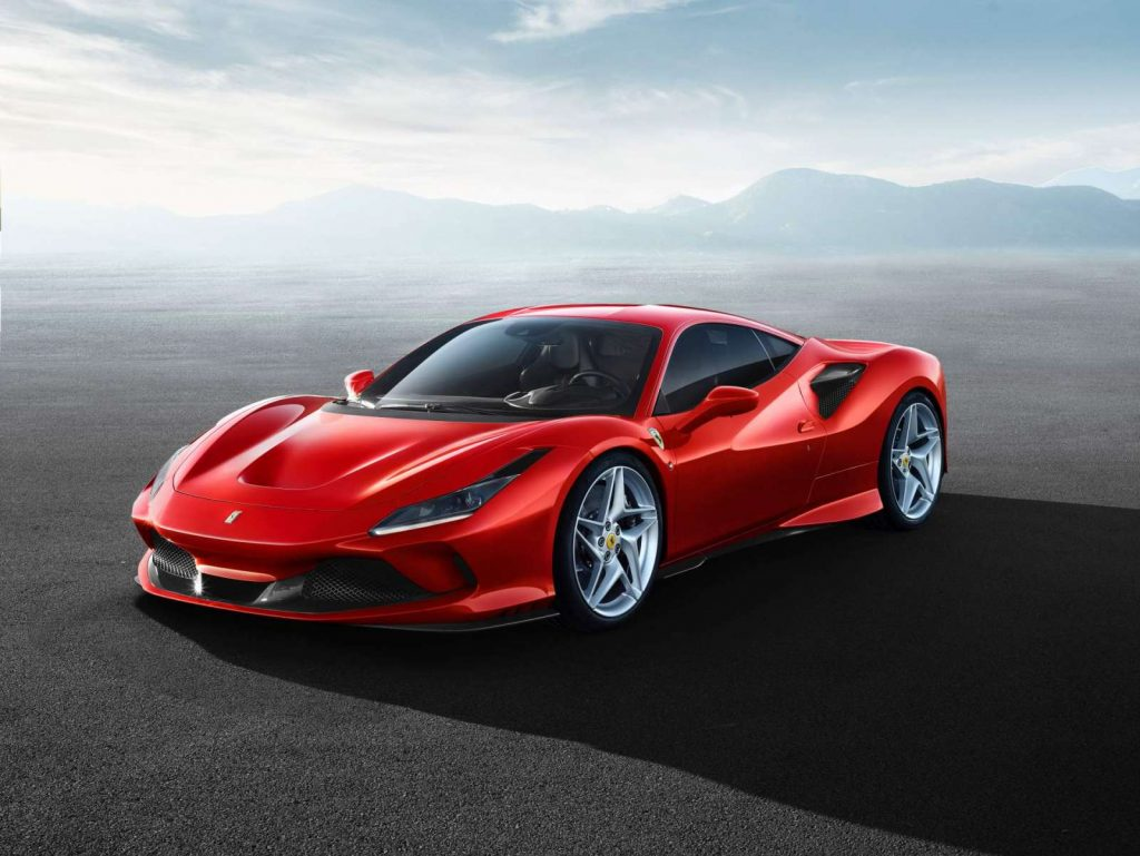 Ferrari F8 Tributo 2019 1