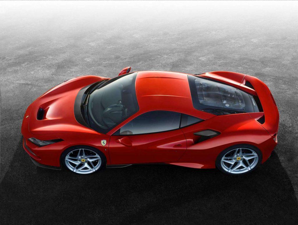 Ferrari F8 Tributo 2019 3
