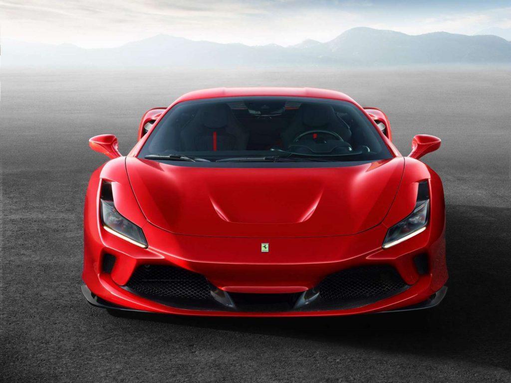 Ferrari F8 Tributo 2019 4