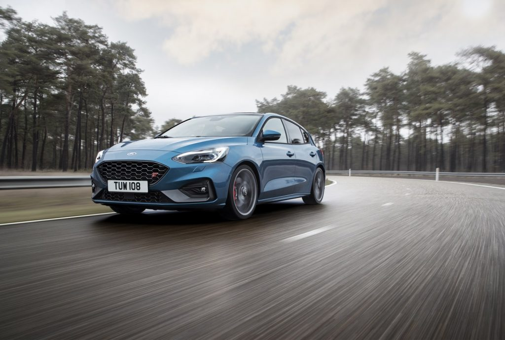 Ford Focus ST 2019 05