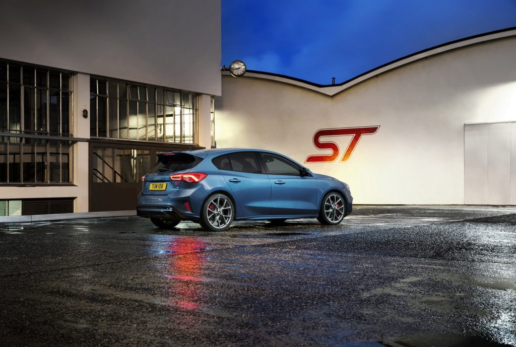 Ford Focus ST 2019 10