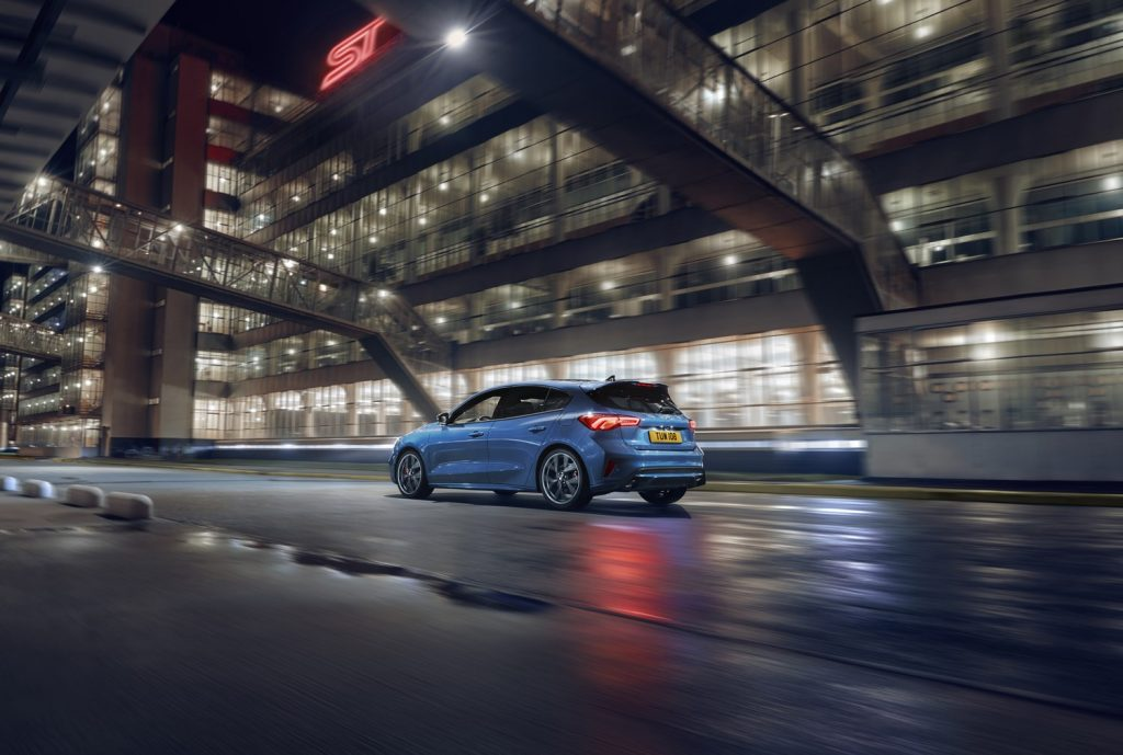 Ford Focus ST 2019 12