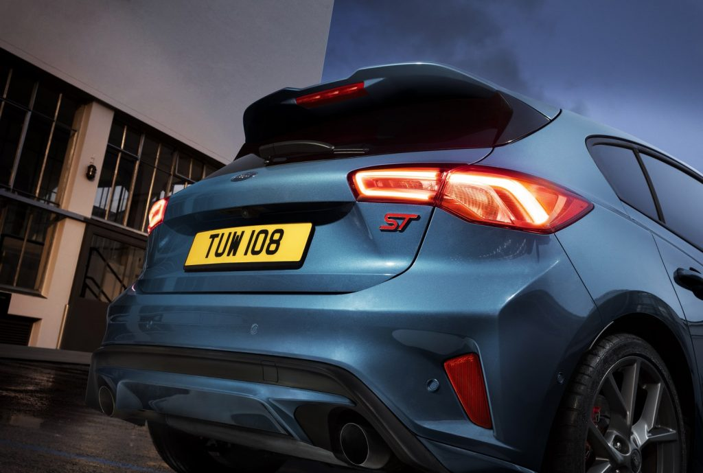 Ford Focus ST 2019 17