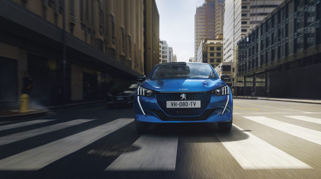 Nouvelle Peugeot 208 2019 LNA 08
