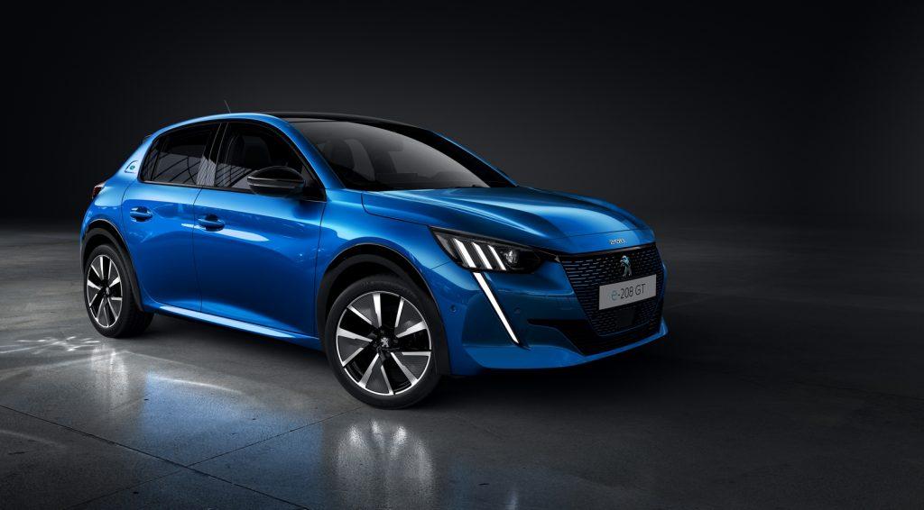 Nouvelle Peugeot 208 2019 LNA 30