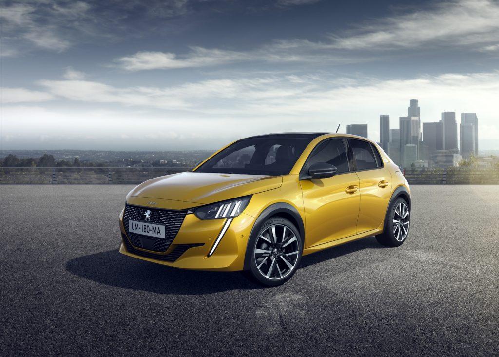 Nouvelle Peugeot 208 2019 LNA 50