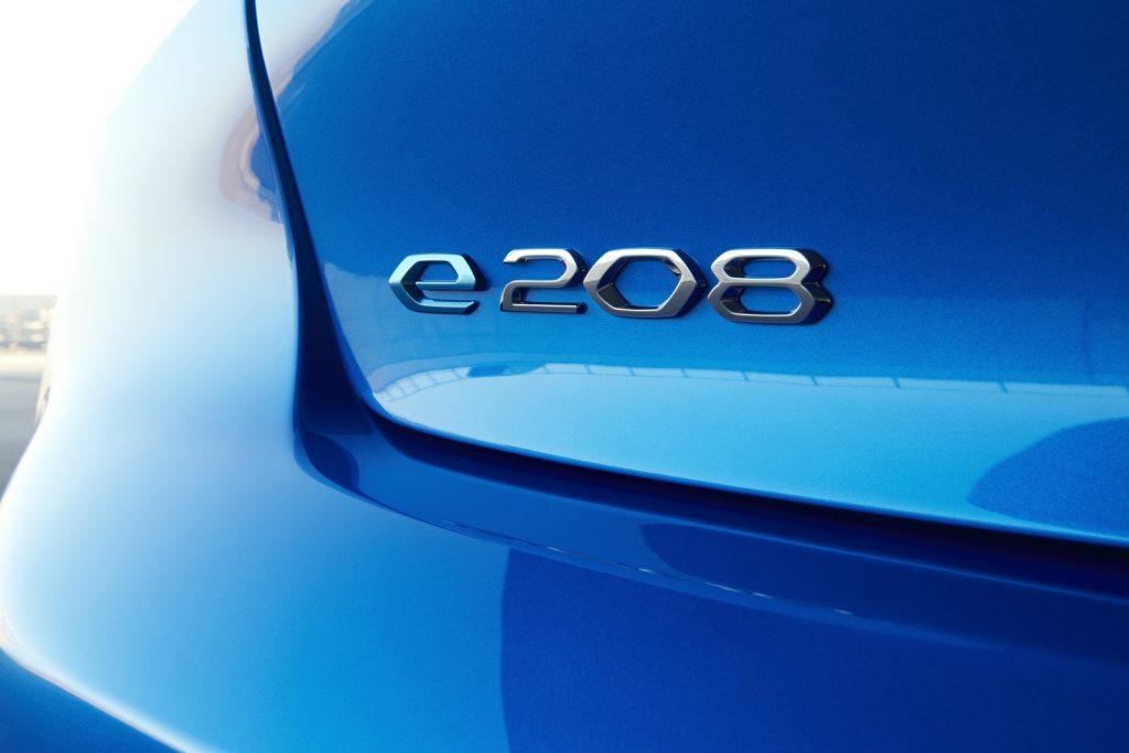 Nouvelle Peugeot 208 2019 LNA 56