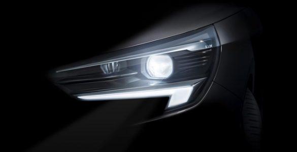 Opel Corsa phare