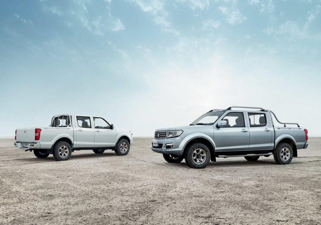Peugeot Pick Up 2018
