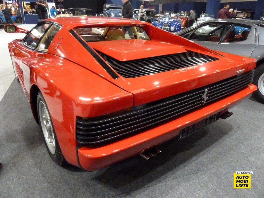 Retromobile 2019 LNA FB 322